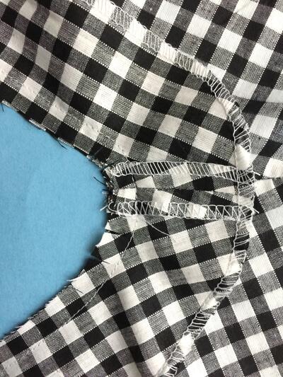 I AM Patterns - Patron de couture blouse Joy en collaboration avec Marie-Claire Idées - Etape 10
