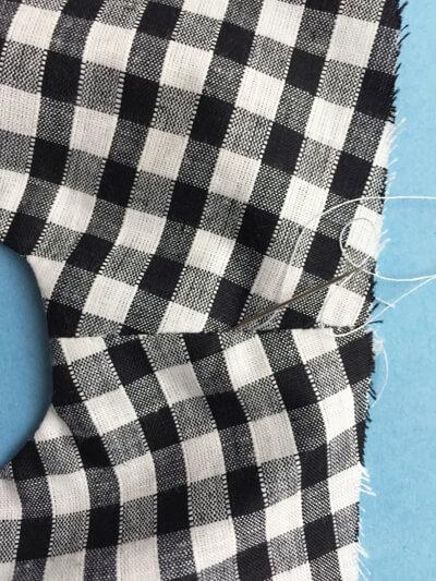 I AM Patterns - Patron de couture blouse Joy en collaboration avec Marie-Claire Idées - Etape 13