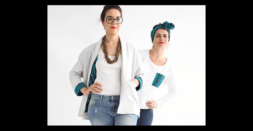 I AM Patterns complement patron couture femmes veste Artemis doublure gratuit