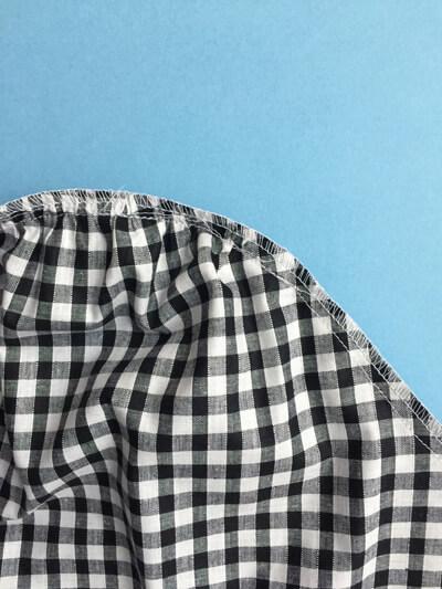 I AM Patterns - Patron de couture blouse Joy en collaboration avec Marie-Claire Idées - Etape 17