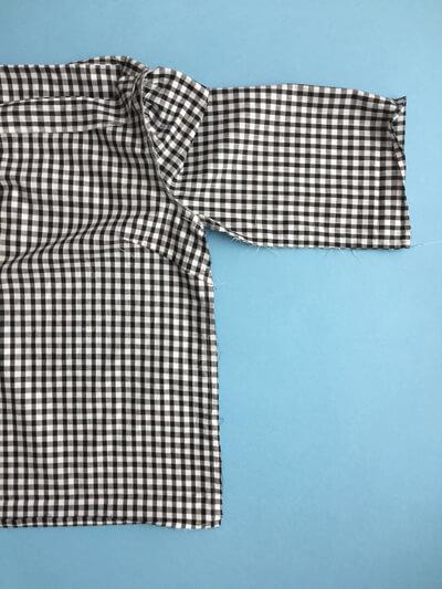 I AM Patterns - Patron de couture blouse Joy en collaboration avec Marie-Claire Idées - Etape 18