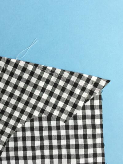 I AM Patterns - Patron de couture blouse Joy en collaboration avec Marie-Claire Idées - Etape 3