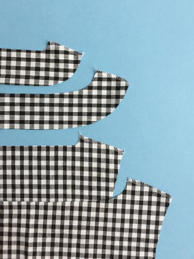 I AM Patterns - Patron de couture blouse Joy en collaboration avec Marie-Claire Idées - Etape 4