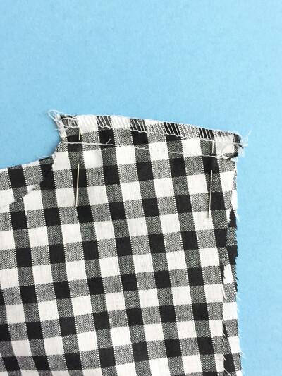 I AM Patterns - Patron de couture blouse Joy en collaboration avec Marie-Claire Idées - Etape 5