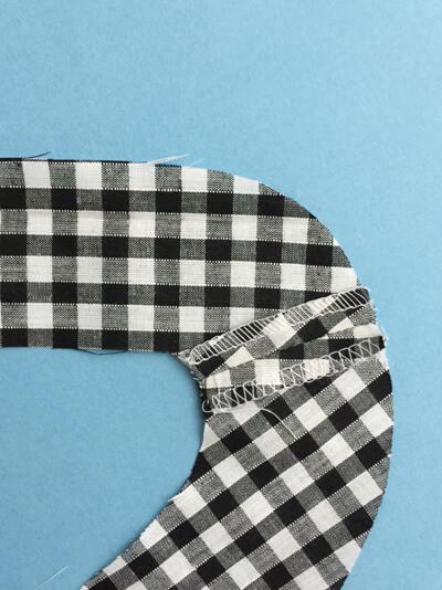 I AM Patterns - Patron de couture blouse Joy en collaboration avec Marie-Claire Idées - Etape 6