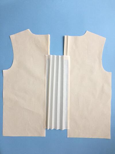 I AM Patterns - Sewing Pattern Sirius jumper tutorial - step 15