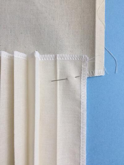 I AM Patterns - Sewing Pattern Sirius jumper tutorial - step 10