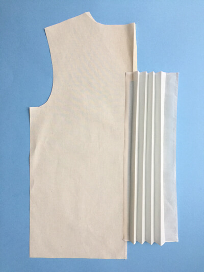 I AM Patterns - Sewing Pattern Sirius jumper tutorial - step 13
