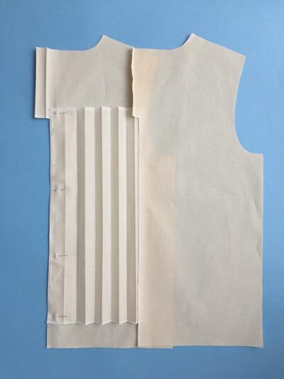 I AM Patterns - Sewing Pattern Sirius jumper tutorial - step 14