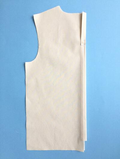 I AM Patterns - Sewing Pattern Sirius jumper tutorial - step 16