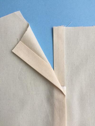 I AM Patterns - Sewing Pattern Sirius jumper tutorial - step 18