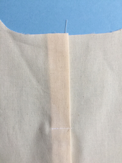 I AM Patterns - Sewing Pattern Sirius jumper tutorial - step 19