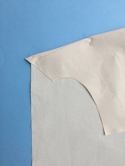 I AM Patterns - Sewing Pattern Sirius jumper tutorial - step 20