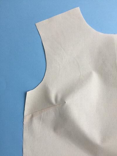 I AM Patterns - Sewing Pattern Sirius jumper tutorial - step 22
