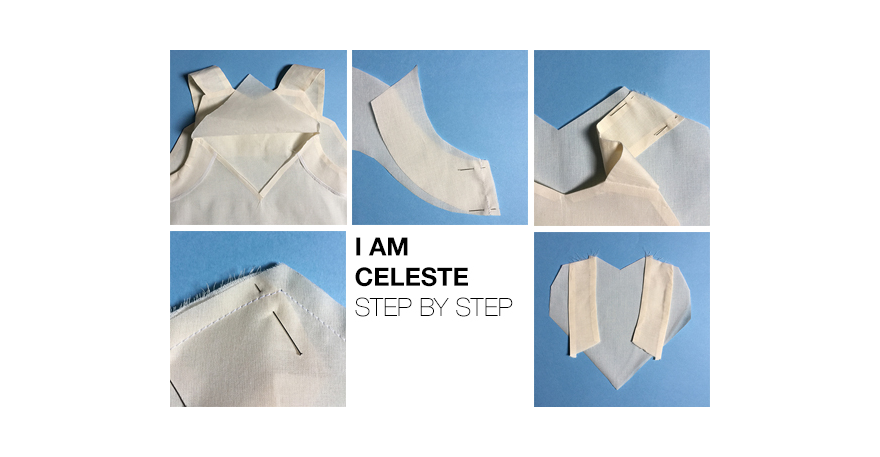 I AM Celeste - pas-a-pas en photos