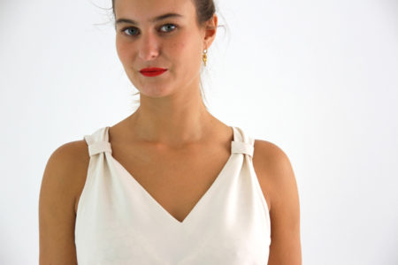 I AM Patterns Patron Couture Gaia Debardeur simple encolure