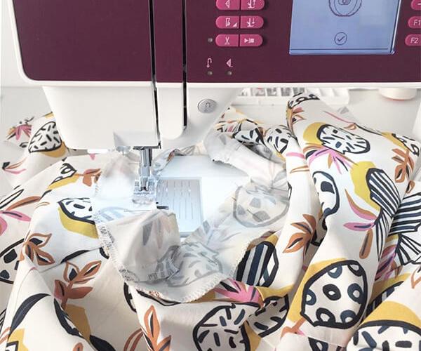 I AM Patterns - machine à coudre PFAFF Quilt Expression 4.2 avis I AM Patterns banière