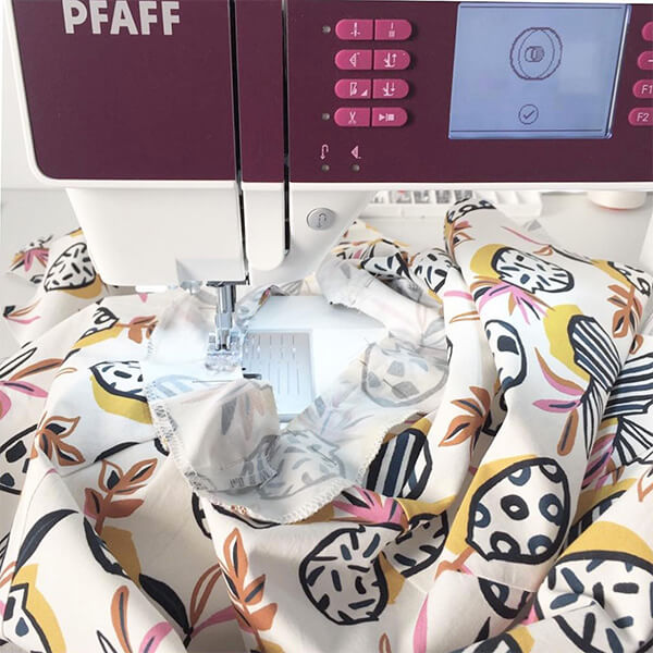 I AM Patterns PFAFF_Quilt_Quilt Expression_4.2 sewing machine review banner