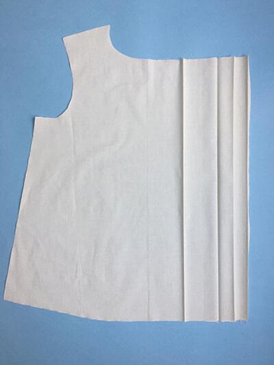 I AM Patterns sewing pattern Libellule women shirt dress coat how to sew step 1A