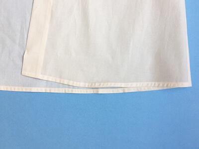 I AM Patterns pas-à-pas patron couture chemise robe Libellule Etape 24
