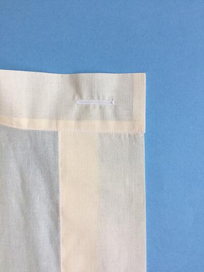 I AM Patterns pas-à-pas patron couture chemise robe Libellule Etape 25
