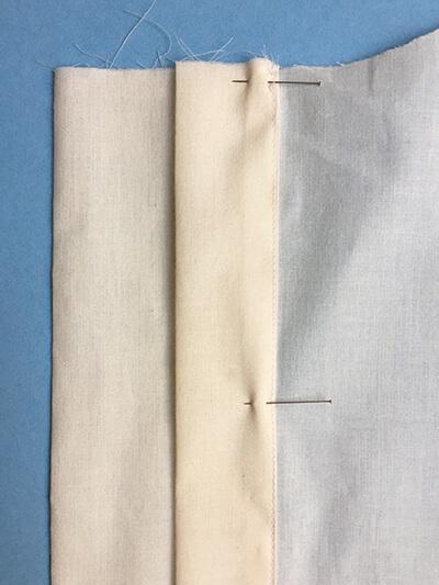 I AM Patterns pas-à-pas patron couture chemise robe Libellule 2B