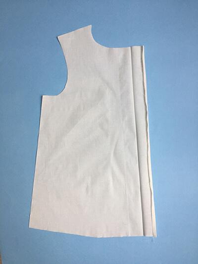 I AM Patterns pas-à-pas patron couture chemise robe Libellule etape 4