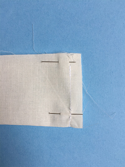 I AM Patterns pas-à-pas patron couture chemise robe Libellule Etape 7