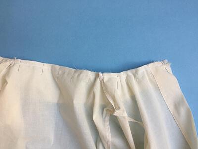 I AM Patterns sewing pattern Libellule women shirt dress coat how to sew step 9
