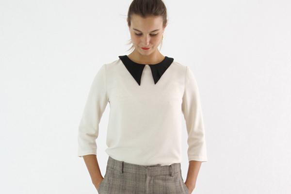 I AM Patterns Patron Couture Chemisier Luna