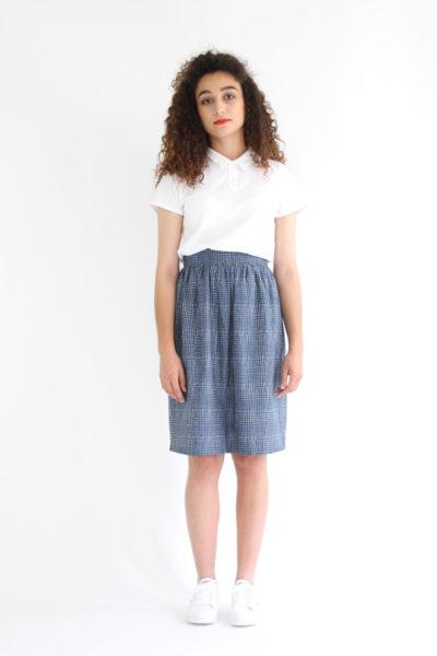I AM Patterns Patron Couture Femmes Jupe Victoria