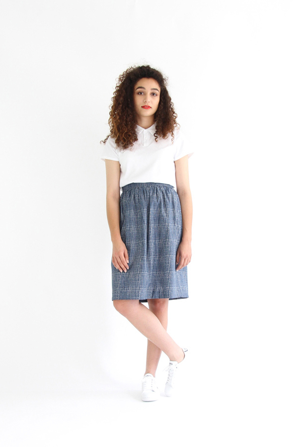 I AM Patterns - Sewing pattern Victoria skirt - front 3