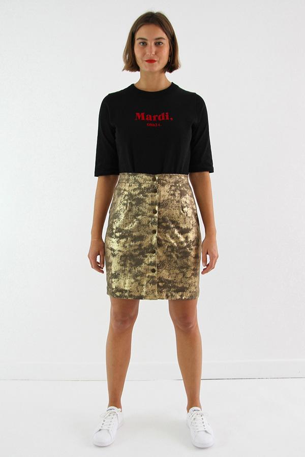 I AM Patterns - Sewing pattern Charlotte skirt - front