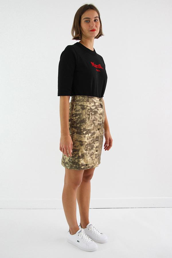 I AM Patterns - Sewing pattern Charlotte skirt - angle