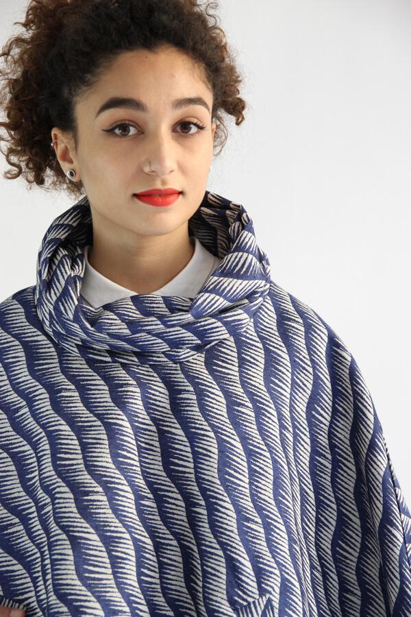 I AM Patterns - Patron de couture Cape Mimosa zoom
