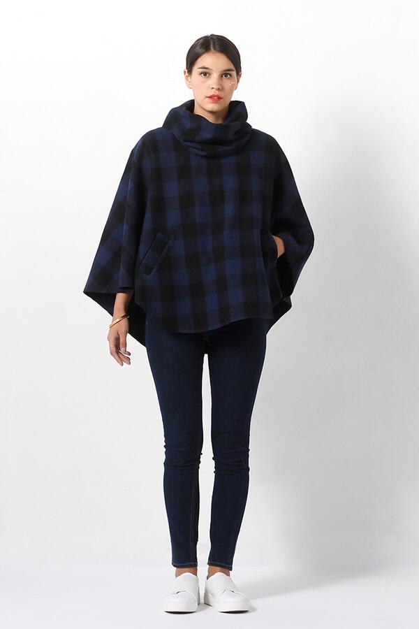 I AM Patterns - Patron de couture Cape Mimosa originale devant