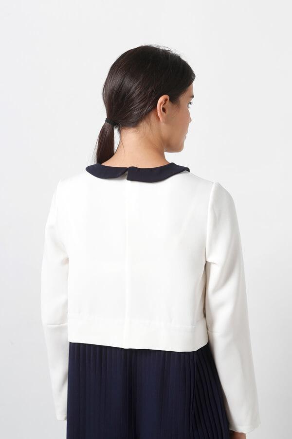 I AM Patterns patron de couture Orion Robe Chemisier robe dos