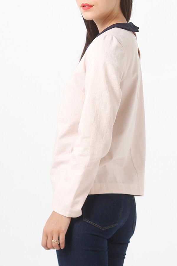 I AM Patterns patron de couture Orion Robe Chemisier top profil