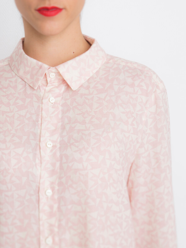 I AM Hermes - sewing pattern shirt-dress - I AM Patterns