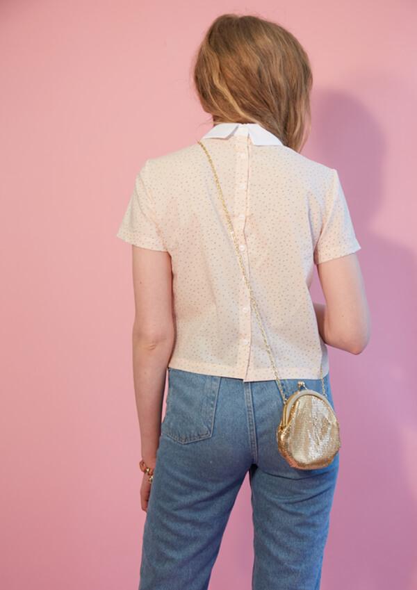 I AM Patterns - ladies sewing pattern - Juliette shirt