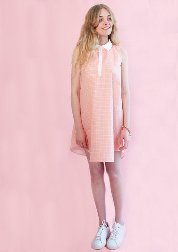 I AM Patterns - ladies sewing pattern - Venus shirt dress