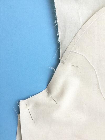 I AM Patterns - Sewing Pattern Sirius jumper tutorial - step 33