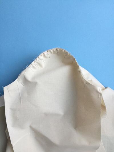 I AM Patterns - Sewing Pattern Sirius jumper tutorial - step 34