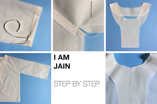 I AM Patterns how to sew Jain top dress step-by-step banner