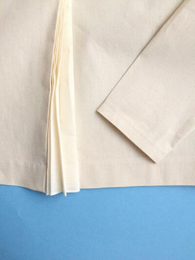 I AM Patterns - Sewing Pattern Sirius jumper tutorial - step 38