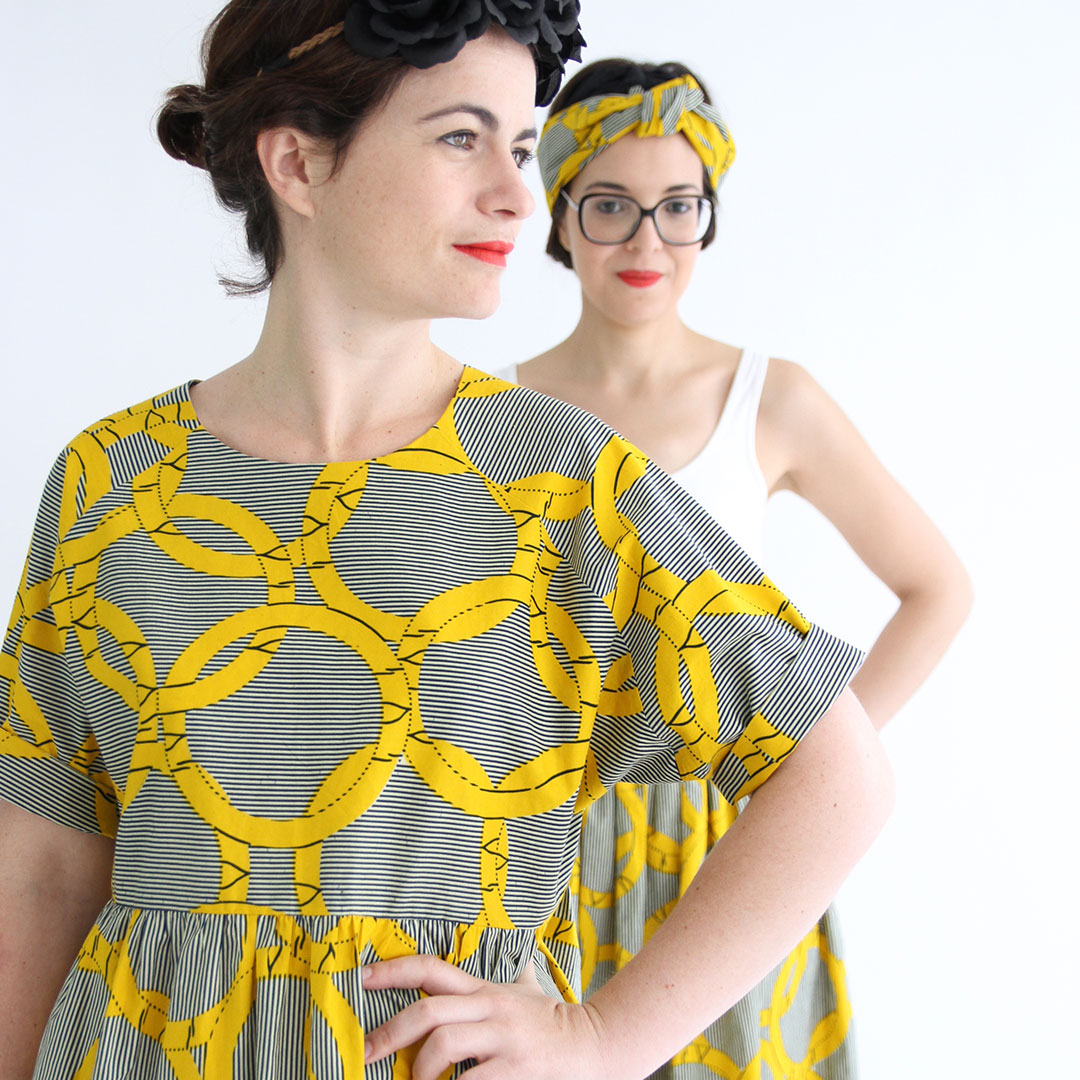I Am In Africa Collection Patron Couture Femmes I Am Patterns Carree