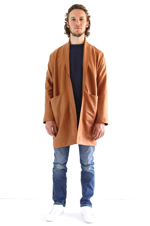 I AM Patterns Patron Couture Artemis Hommes Veste
