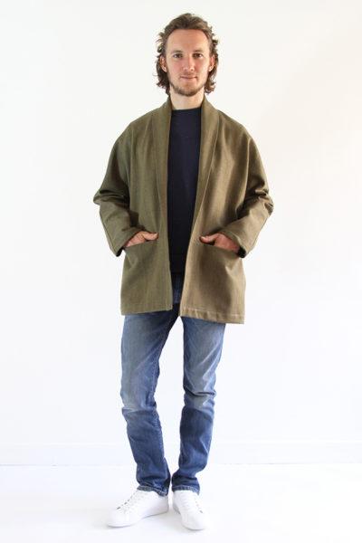 I AM Patterns - men sewing pattern - Artemis jacket