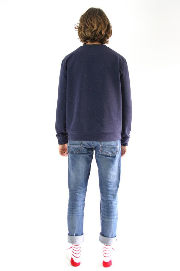 I AM Patterns Patron Couture Hommes Sweatshirt Apollon