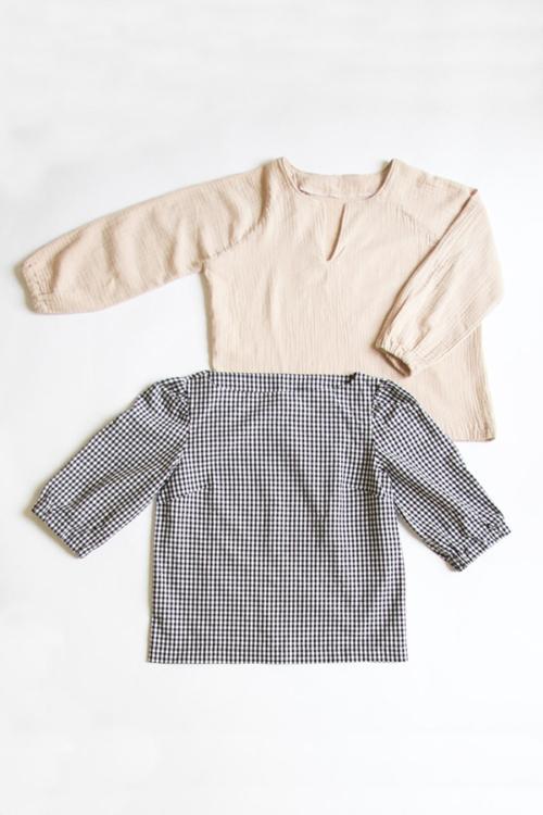 I AM Patterns - Duo bundle sewing patterns - blouse joy - jain
